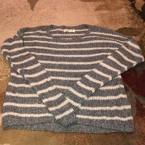 American eagle shimmer sweater